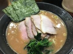 チャーシュー麺の大盛り