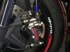 ブレンボHP-GP4RXラジアルキャリパー