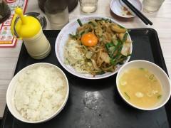 スタミナ定食