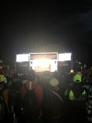 前夜祭のモトステージ