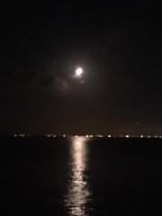 綺麗なお月さまでしたよ