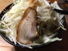 濃厚G郎麺 野菜マシ