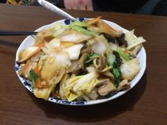 大盛り中華丼